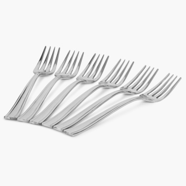 FNS Venice Dinner Fork - Set Of 6 Pcs.