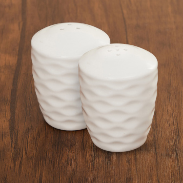 Brook 2-Piece Salt and Pepper Shaker Set