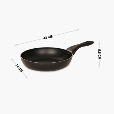 Club Class Induction Base Non-Stick Fry Pan-24 CM