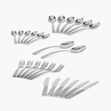 FNS Madrid Stainless Steel Cutlery Set-26 Pcs.