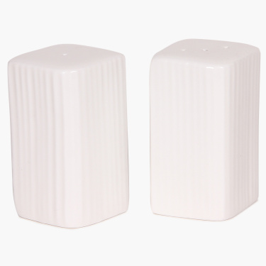Alamode Ceramic Salt and Pepper Shaker