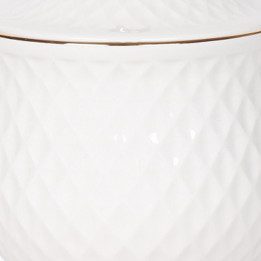Divine Ceramic Sugar Pot