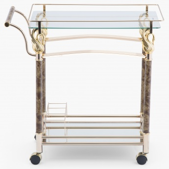 Flora Serving Trolley