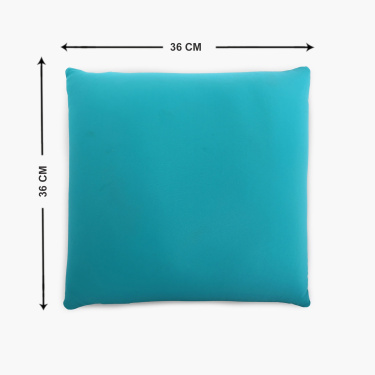 Edwin Bean Filled Square Cushion - 36 x 36 CM