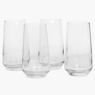 Firenze Beverage Glass Set- 4 Pcs.