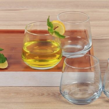 Firenze Glass Set- 4 Pcs.