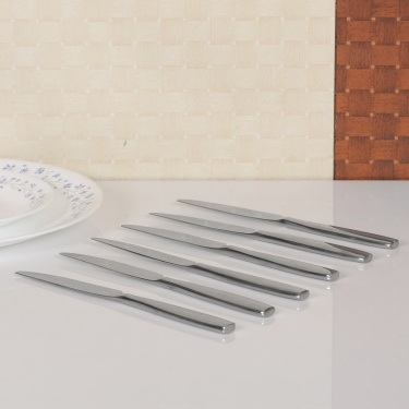 FNS ELEGENCIA Dessert Knife-Set Of 6 Pcs.