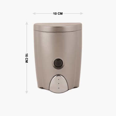 Hudson Wall Mounted Soap Dispenser - 580 ml