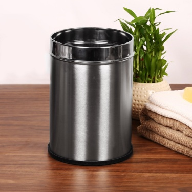 Stafford Stainless Steel Dustbin