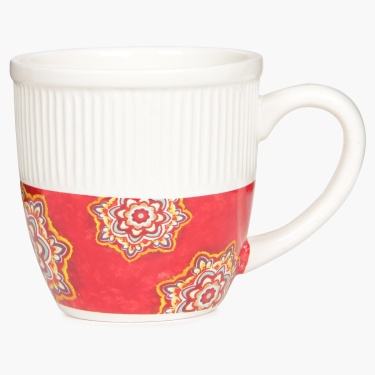 Dolomite Red Salmon Small Mug