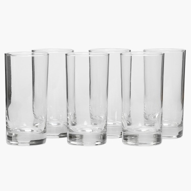 OCEAN Tall Glass- Set Of 6