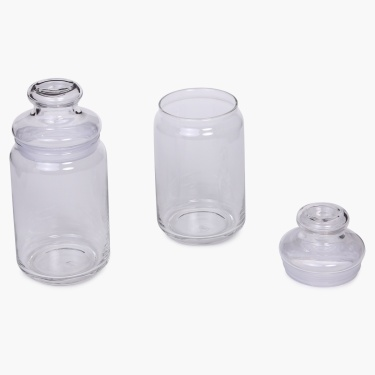 OCEAN Pop Jar Gift Set- 2 Pcs - 750 ml.