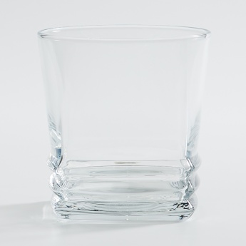 LYRA GLASSWARE Lyra Round Elegan Dof Drink Glass-Set Of 6 Pcs.
