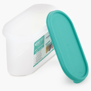 Mod Fit Teal Container-1.2 Ltr