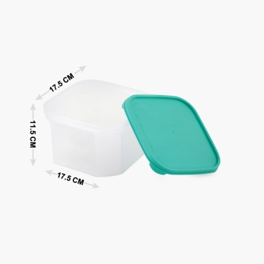 Mod Fit Teal Container-2.89 Ltr