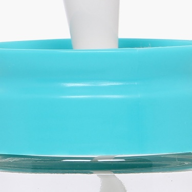 Drizzle Single Condiment Bowl With Spoon