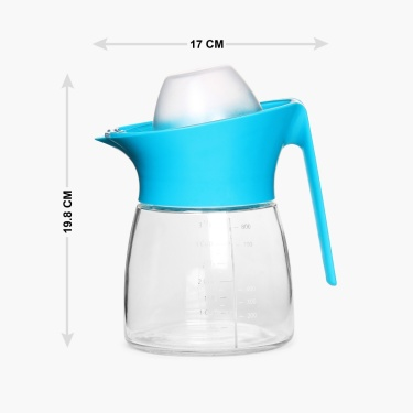 Drizzle Citrus Juicer with Pitcher-1 Ltr