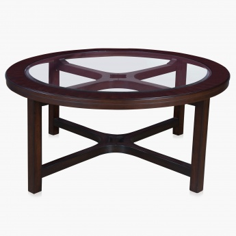 Malmo Coffee Table with Stools- 1+4 Pcs.