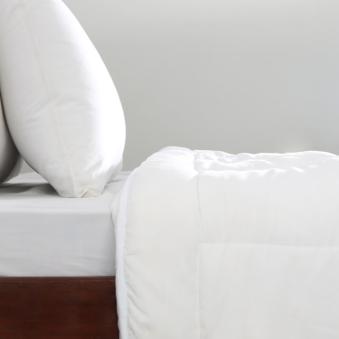 Marshmallow Soyabean Single Duvet-152 x 228 CM
