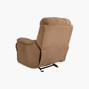 Berry Rocking Recliner- 1 Seater Camel