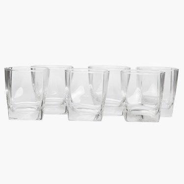 OCEAN Plaza Rock- 295 ml: Set Of 6 Pcs.