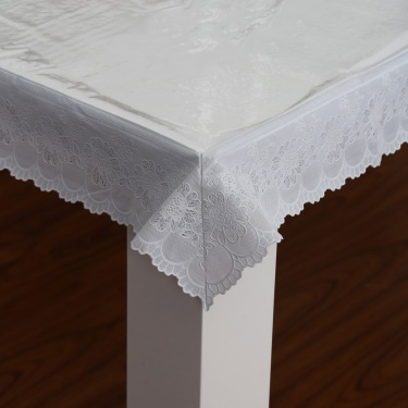 Elfin Embossed Table Cover