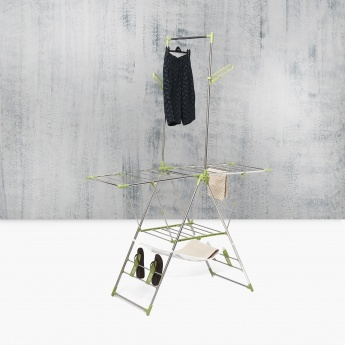 Omnia Steel Cloth Drying Rack