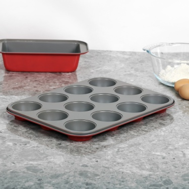 Sweetshop 12 Cups Muffin Pan