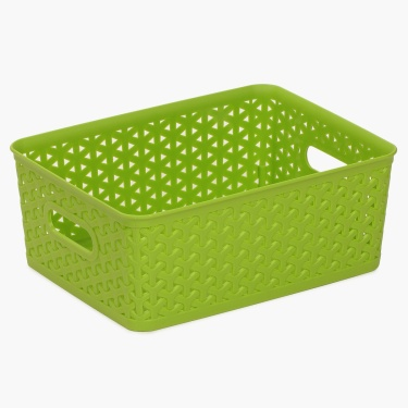 Hudson Laundry Basket