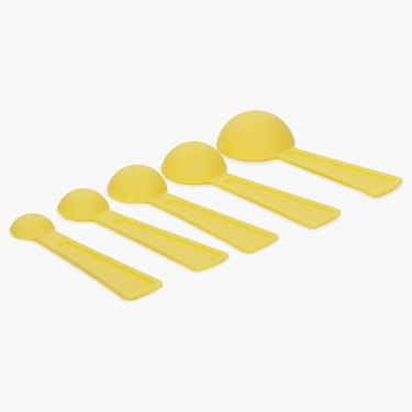 Sweetshop Self Stacking Measuring Spoon- 5 Pcs. Set