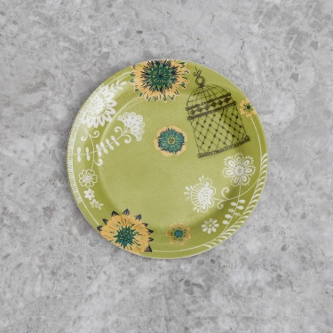 Lorenza Ceramic Printed Side Plate