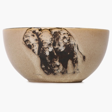 Imperial Elephant Cereal Bowl