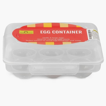 Sweetshop 6 Scoop Egg Carrier