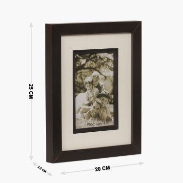 Memories Sterling Photo Frame - 20 X 25 CM