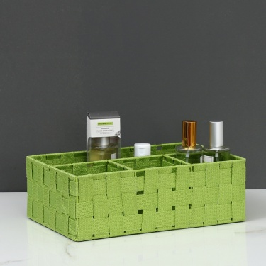 Regan Partitioned Storage Basket