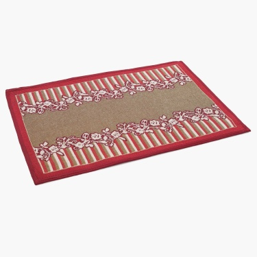 Clarie Tapestry Kitchen Mat - 59 X 40 CM