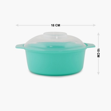 Berlin Microwave Casserole With Lid