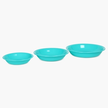 Berlin Microwave Plate- Set Of 3