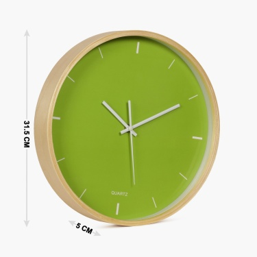 Casablanca Wooden Wall Clock