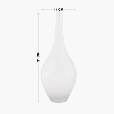 Eadric Fluid Curved Vase