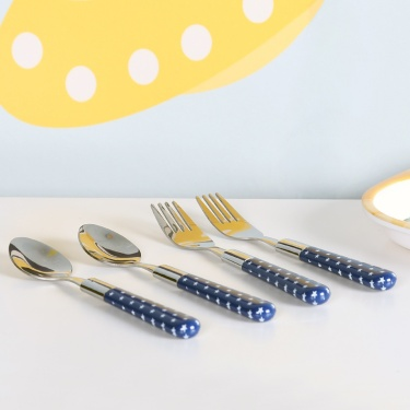 Starry Cutlery Set- 4 Pcs.