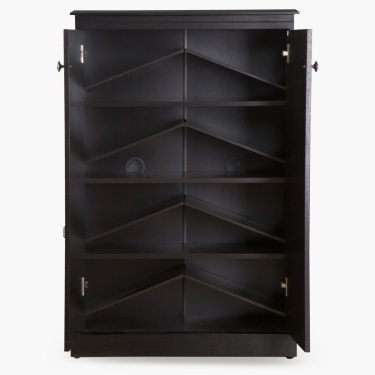 Montoya Solid 2-Door Shoe Cabinet