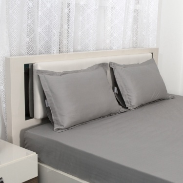 Marshmallow Double Fitted Sheet Set-3pc King size