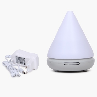 Cone Aroma Diffuser With Light