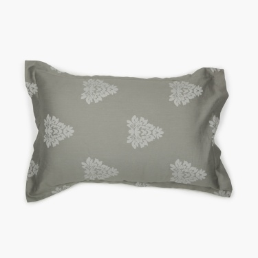 Marshmallow Premium Printed Pillow Cover - Set Of 2 - 45 X 70 cm