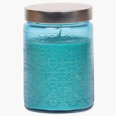 Redolance Embossed Jar Candle