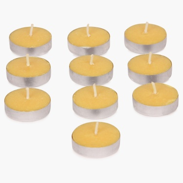 Redolance Scented Tealight- Set Of 10 - 4 CM