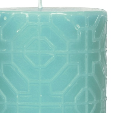 Redolance Embossed Pillar Candle