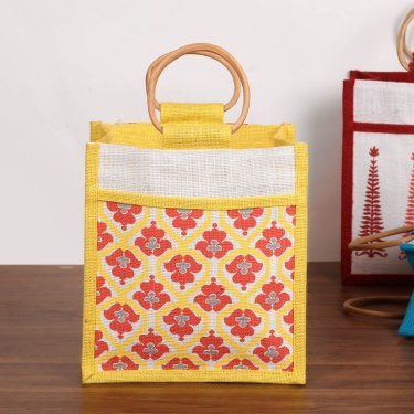 Livia Reusable Jute Bag