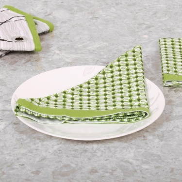 Forest Forever Printed Table Napkin-Set Of 2